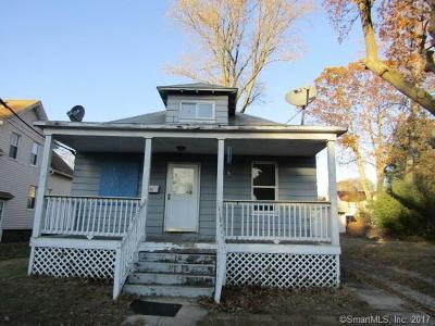 Waterbury Single Family Home For Sale: 45 Raymond Street