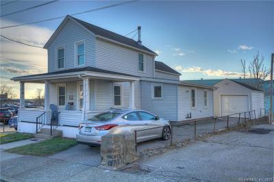 Groton Single Family Home For Sale: 13 Oak Street