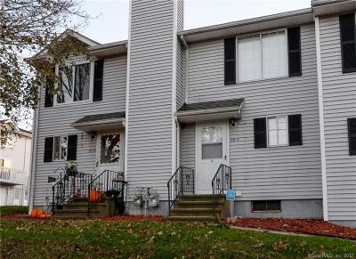 Meriden Condo/Townhouse For Sale: 23 Hill Street #3