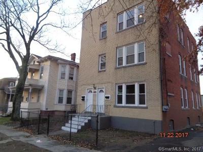 Hartford Multi Family Home For Sale: 18 Bond Street