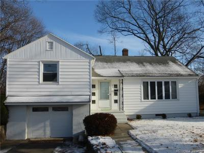 Waterbury Single Family Home For Sale: 285 Geddes Terrace