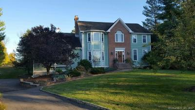 Monroe Single Family Home For Sale: 1416 Monroe Turnpike