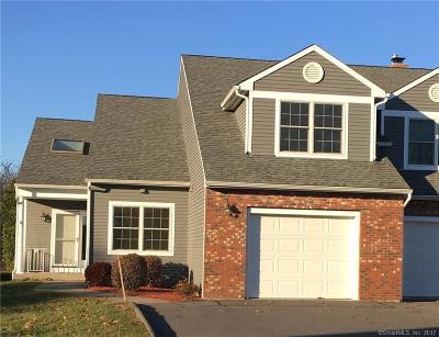 Bristol Condo/Townhouse For Sale: 1325 Farmington Avenue #31