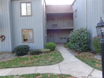 Southington Condo/Townhouse For Sale: 55 Village Road #55