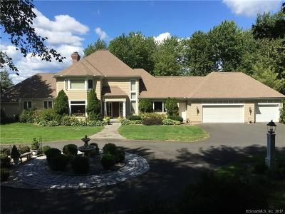 Simsbury Single Family Home For Sale: 16 Cobtail Way