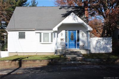 Norwalk CT Single Family Home For Sale: $549,900