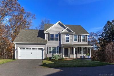 Shelton Single Family Home For Sale: 31 Bartlett Lane #31