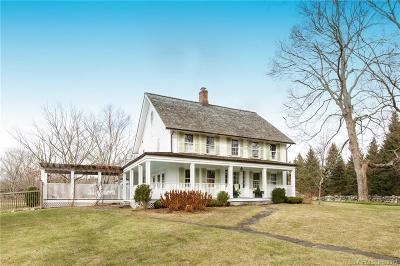 Redding Single Family Home For Sale: 721 Redding Road