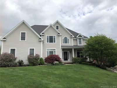 Rocky Hill Single Family Home For Sale: 36 Murphy Drive