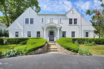 Stamford Single Family Home For Sale: 75 Sea Beach Drive
