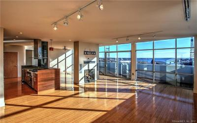 Norwalk Condo/Townhouse For Sale: 33 North Water Street #802