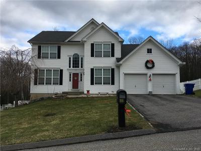 Torrington Single Family Home For Sale: 404 Hillandale Boulevard