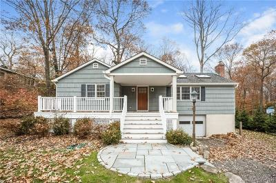 Norwalk Single Family Home For Sale: 72 Crooked Trail