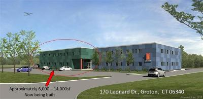 Groton Commercial Lease For Lease: 170 Leonard Drive