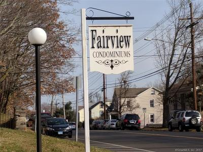 Danbury Condo/Townhouse For Sale: 10 Fairview Drive #3