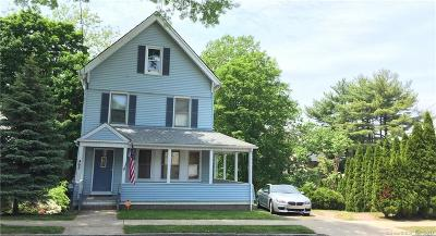 New Haven Single Family Home For Sale: 462 Woodward Avenue