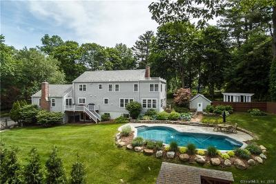 Westport Single Family Home For Sale: 6 Prospect Road