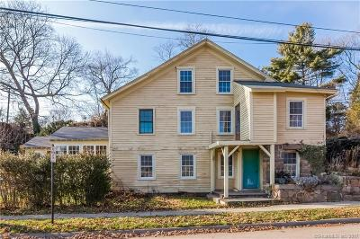 Branford Single Family Home For Sale: 305 Thimble Island Road