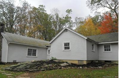 Somers Single Family Home For Sale: 203 Parker Road