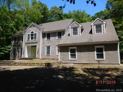 Weston Single Family Home For Sale: 23 Alwyn Lane