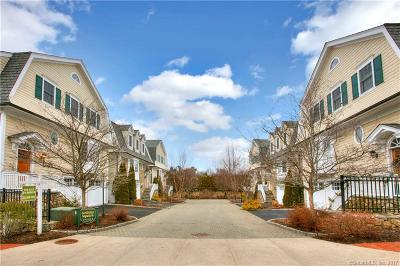 New Canaan Condo/Townhouse For Sale: 2 Maple Street #2