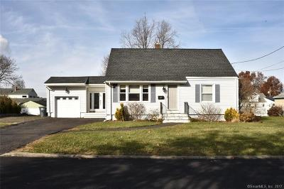 Milford CT Single Family Home For Sale: $388,000