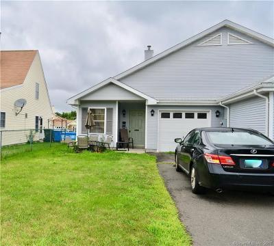 Hartford Single Family Home For Sale: 108 Margarita Drive