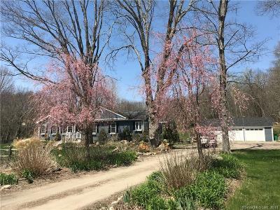 Marlborough Single Family Home For Sale: 255 Hebron Road