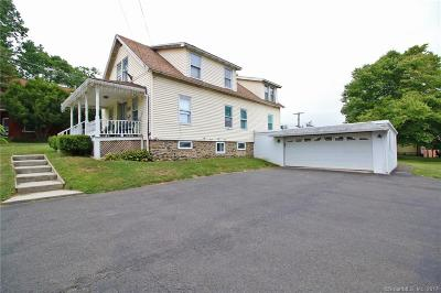Watertown Multi Family Home For Sale: 444 Buckingham Street