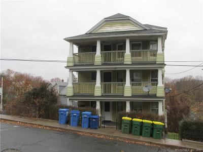 Waterbury Multi Family Home For Sale: 62-64 Poplar Street