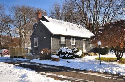 Bristol Single Family Home For Sale: 162 Ben Street