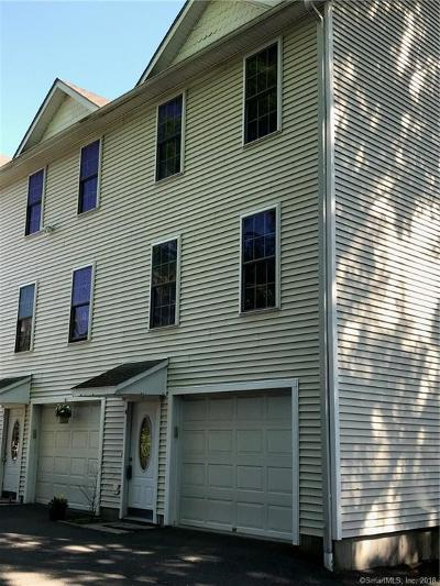 Stamford Condo/Townhouse For Sale: 81 George Street #D