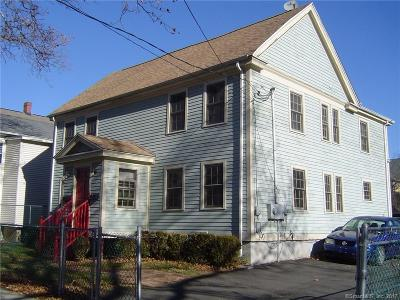 New Haven Multi Family Home For Sale: 29 Orchard Street