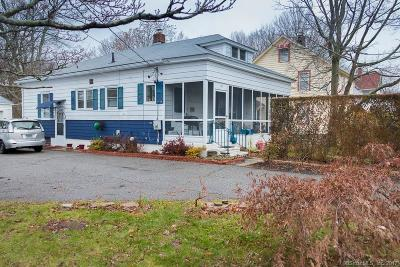 Norwich Single Family Home For Sale: 519 New London Turnpike