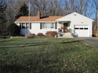 Windsor CT Single Family Home For Sale: $199,900