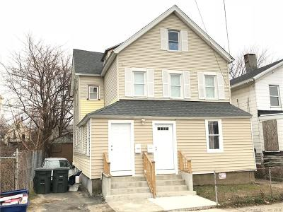Bridgeport Multi Family Home For Sale: 105 Johnson Street
