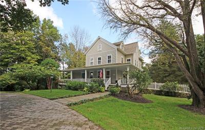 Ridgefield Single Family Home For Sale: 50 High Ridge Avenue
