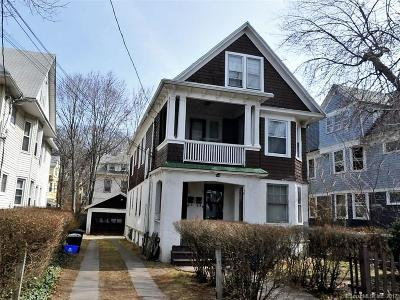New Haven Multi Family Home For Sale: 37 Blake Street