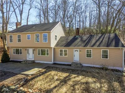 Lyme Single Family Home For Sale: 72-1 Cove Road