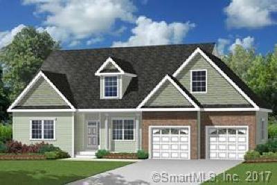 Ellington Single Family Home For Sale: 2 Timothy Lane #2