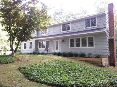 RIDGEFIELD Single Family Home For Sale: 213 Mimosa Circle