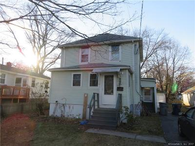 Plainville Single Family Home For Sale: 177 Whiting Street