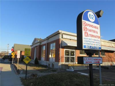 Plainville Commercial For Sale: 62 West Main Street