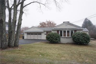 Torrington Single Family Home For Sale: 93 Tioga Street