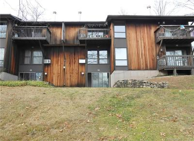 Cromwell Condo/Townhouse For Sale: 1 Country Squire Drive #G