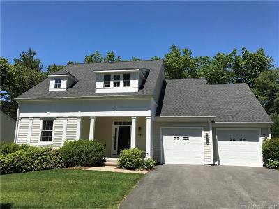 Simsbury Condo/Townhouse For Sale: 4 Erins Way