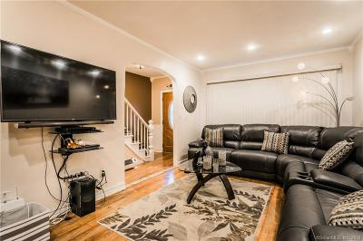 New Haven Single Family Home For Sale: 91 Judson Avenue