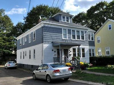 New Britain Multi Family Home For Sale: 150 Vance Street
