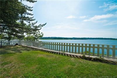 Fairfield County Single Family Home For Sale: 100 River Road