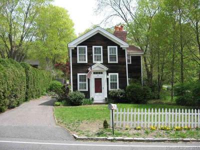 Woodbury Single Family Home For Sale: 6 Weekeepeemee Road